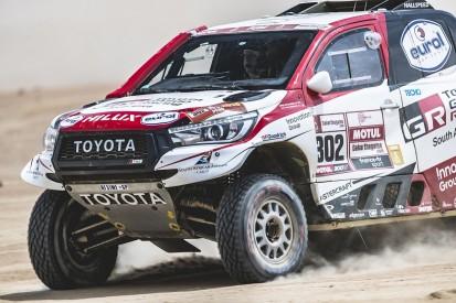 Al-Attiyah: 2019 Dakar Rally win should prompt more Toyota backing