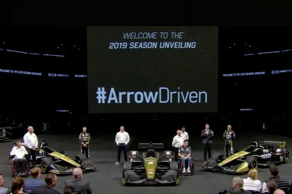 SPM reveals 2019 IndyCar livery for Ericcsson, Hinchcliffe, Wickens