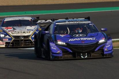 Button to take 'more aggressive' approach in second Super GT season