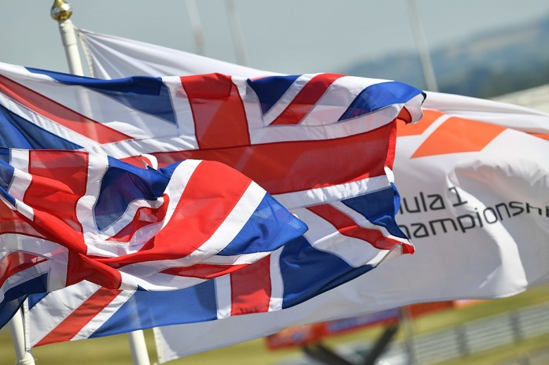 Formula 1 teams considering writing to prime minister over Brexit fears