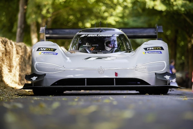 Volkswagen to attempt Nordschleife record with electric I.D. R