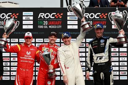 Race Of Champions Nations Cup: Kristensen denies Schumacher/Vettel