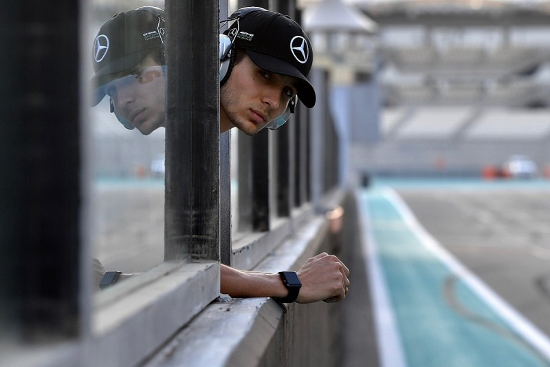 Ocon: Mercedes will remember F1 results during my year on sidelines