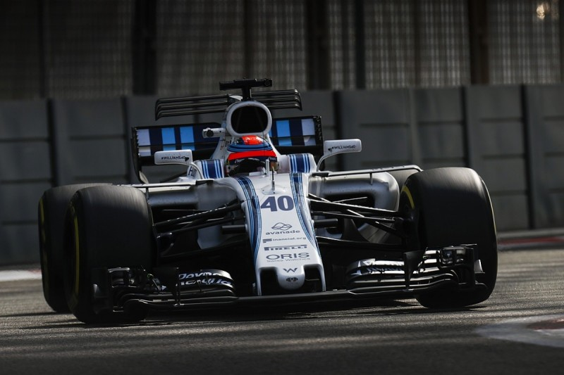 Kubica 'didn't show his best' in first 2017 Williams F1 test - Lowe