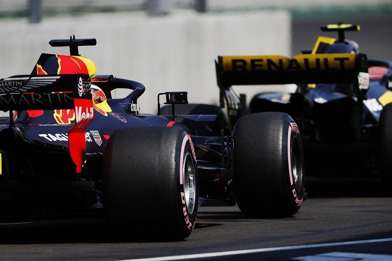 Renault flattered Red Bull did not allow Ricciardo early F1 test