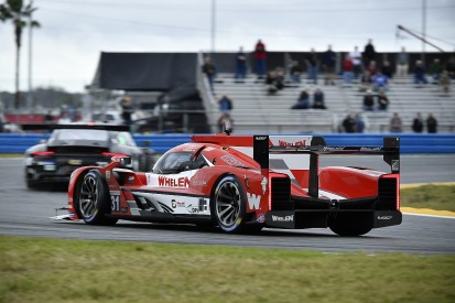 Daytona 24 Hours: Action Express leads low-key first practice