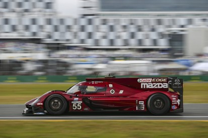 Daytona 24 Hours: Joest Mazda fastest in second practice