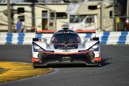 Ricky Taylor surprised Acura split Mazdas in Daytona 24 Hours qualifying