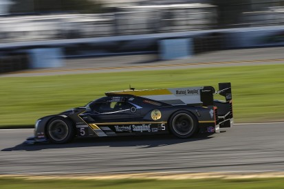 Filipe Albuquerque leads final practice session for Daytona 24 Hours