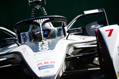 Santiago Formula E: Dragon's Lopez fastest in practice on new track