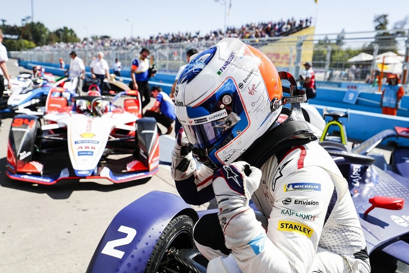 Santiago Formula E: Bird takes points lead with win over Wehrlein