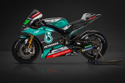 New Petronas SRT Yamaha MotoGP team reveals 2019 livery