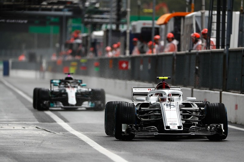 Top Formula 1 teams must be Sauber's 'trigger' going into 2019