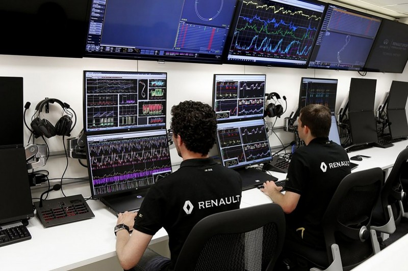 Renault will have new test bench to aid development of F1 engine