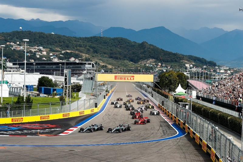 Russian GP promoter: Criticism of Liberty's F1 ownership toothless