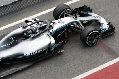 Mercedes announces date of W10 2019 F1 car's reveal