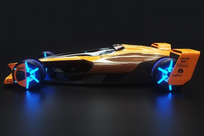 Under the skin of McLaren's MCLExtreme 2050 Formula 1 concept