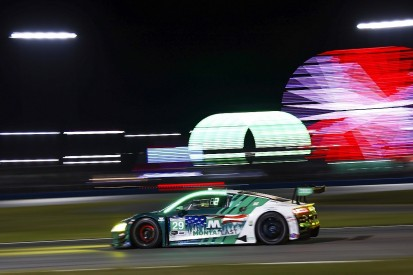Daytona 24 Hours GTD runner-up given penalty and put to back