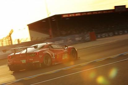 Ferrari squad Risi Competizione plans 2019 Le Mans 24 Hours return