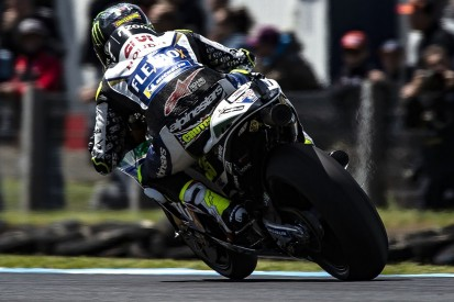 Crutchlow to make Sepang MotoGP test return after season-ending crash