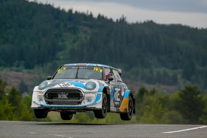 British Mini Xite Racing steps up for full WRX season with Bennett