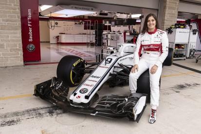 Ex-Williams test driver Wolff hopeful of Calderon F1 race chance