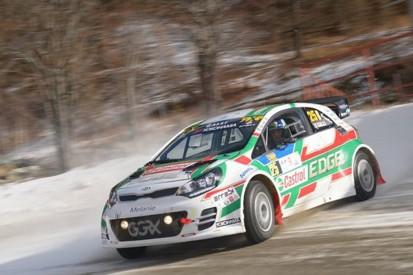 Ex-WRC driver Gigi Galli's GGRX could make return to WRX in 2019