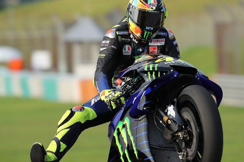Valentino Rossi: 2019 Yamaha engine choice 'more or less' decided