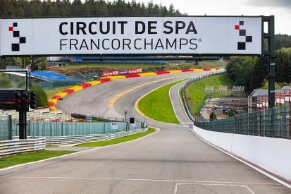 Layout of Formula 1 venue Spa's new WRX circuit revealed