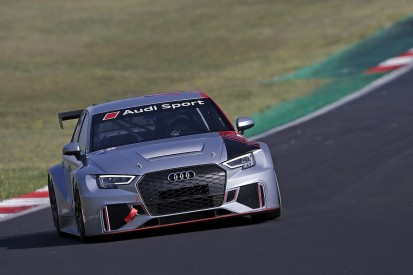 Audi reveals full four-car line-up for 2019 World Touring Car Cup