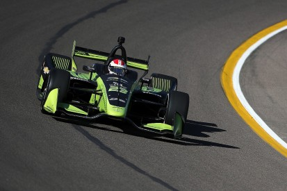 Charlie Kimball's part-time 2019 Carlin IndyCar races revealed