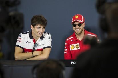 Leclerc's arrival at Ferrari can push Vettel to 'new level' - Horner