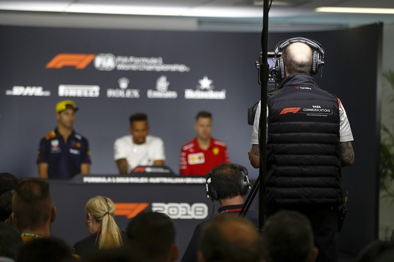 F1 after new MENA TV deal as piracy issue means BeIN drops out