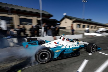 Andretti enters into technical partnership with Harding IndyCar team