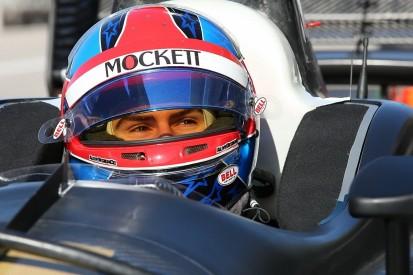 IndyCar spring training test: Colton Herta pips Marcus Ericsson