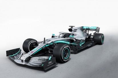 Mercedes launches its W10 2019 Formula 1 car