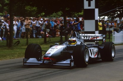 Goodwood Festival of Speed changes aim for Heidfeld record