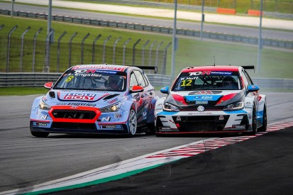 WTCR's season will not end until mid-December at Sepang