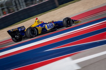 IndyCar spring training test: Alexander Rossi ends Colton Herta's run