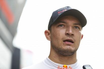Sometime Red Bull test driver Dennis given Aston Martin DTM seat