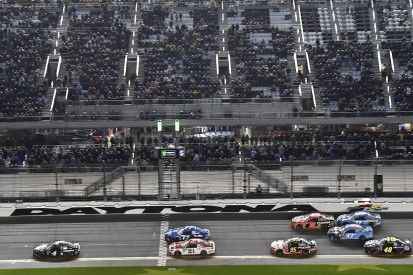 Harvick and Logano win NASCAR Daytona 500 Duels as Mustang stars