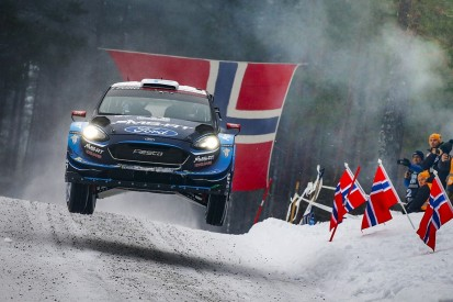 M-Sport urges Teemu Suninen to go flat-out for WRC Rally Sweden win