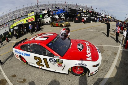 NASCAR Daytona 500: Paul Menard and Kyle Busch lead Friday practice
