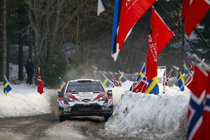 WRC Rally Sweden: Ott Tanak dominates for Toyota