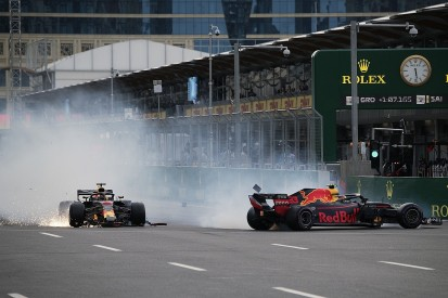 Verstappen Baku clash fallout a factor in Ricciardo's Red Bull exit