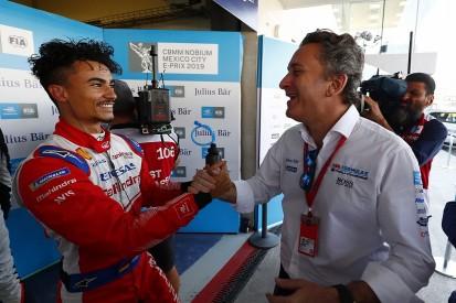 Mexico City Formula E: Mahindra's Pascal Wehrlein storms to pole