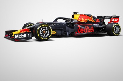 Red Bull reveals its Honda-powered RB15's livery for 2019 F1 season