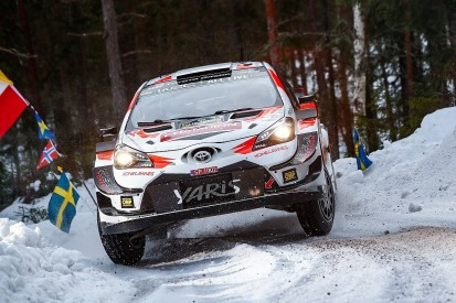 Gronholm calls time on WRC career after difficult WRC Sweden outing