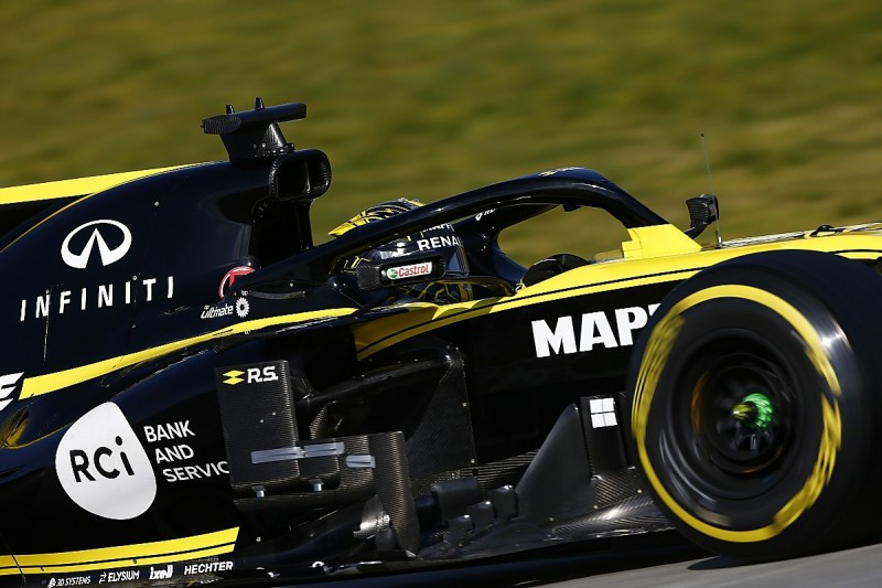Renault 'concerned' by lack of progress with 2021 F1 rules changes