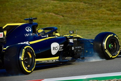 F1 testing: Renault brings raft of new parts for RS19 to Barcelona